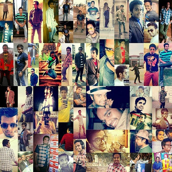 MeVJ Collage All_Me Hows_It Most_Of_SelFy