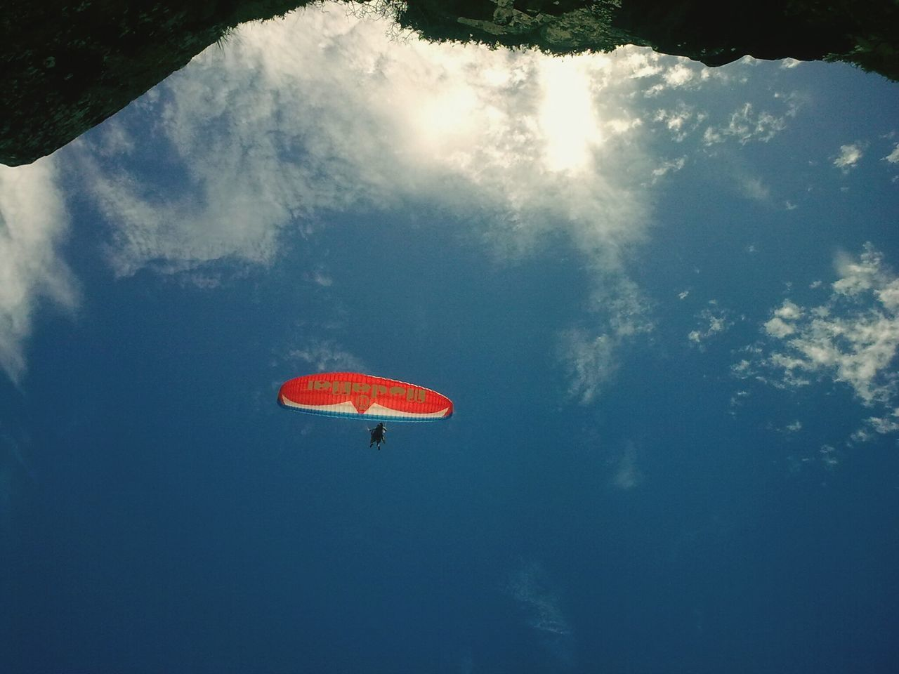 Sky Life Is A Beach Paragliding