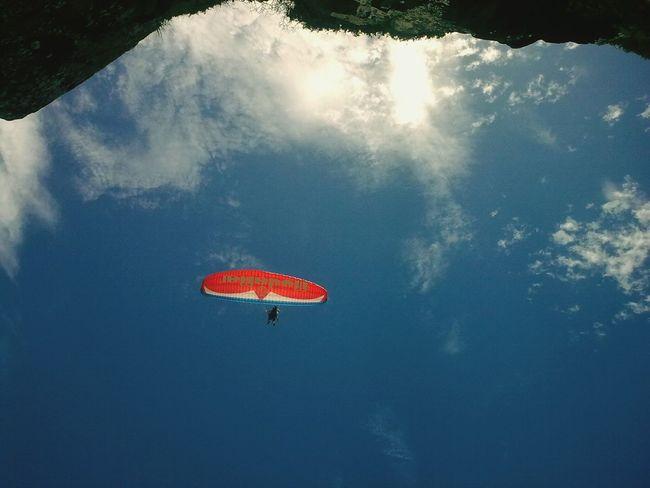 Sky Life Is A Beach Paragliding