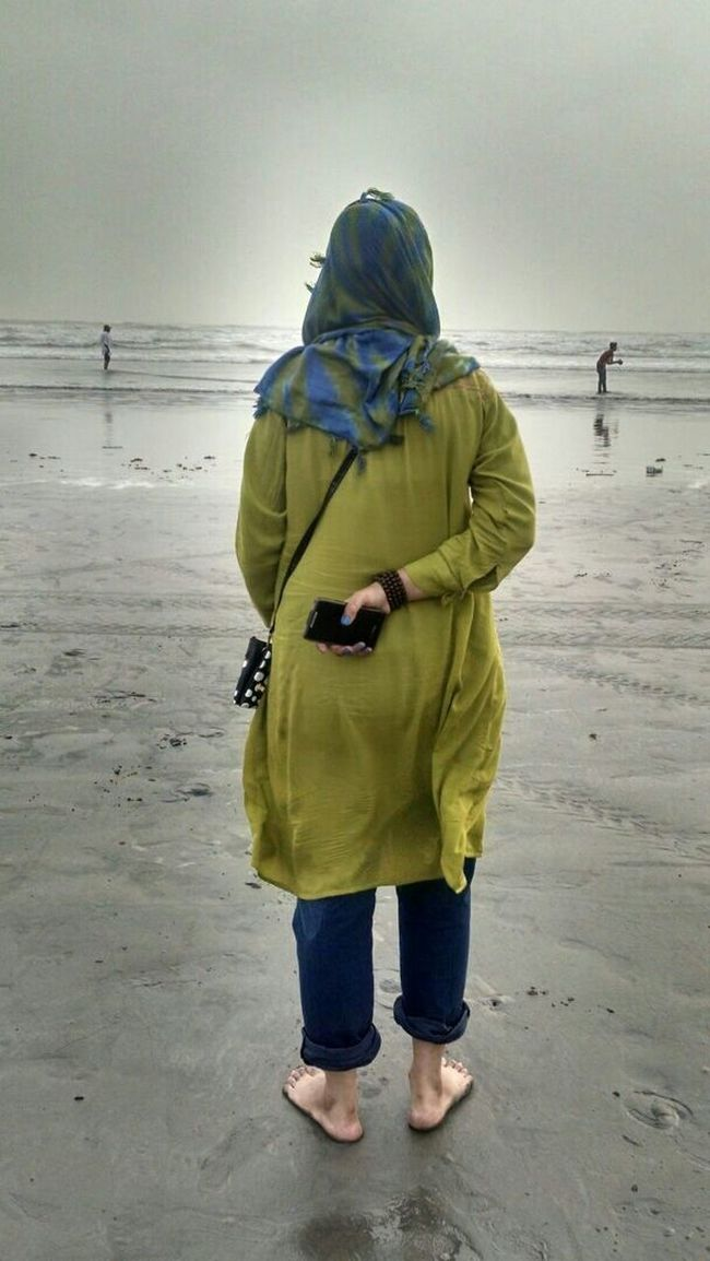 OpenEdit, On The Beach Go_asthetic Light And Shadow Ordinary Human ,ordinary Way. ThatsMe