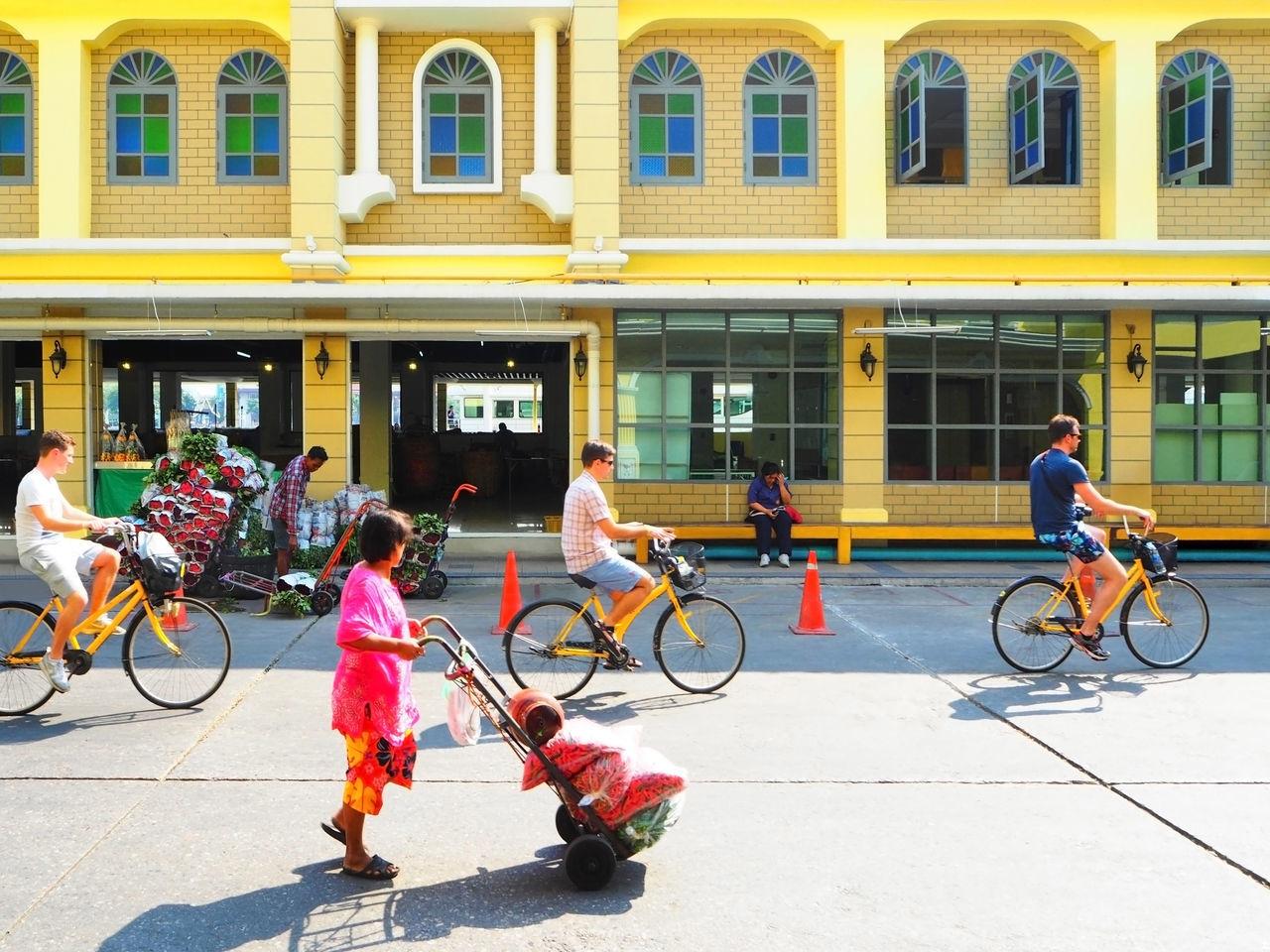 Beautiful stock photos of bangkok, Arch, Architecture, Bicycle, Building