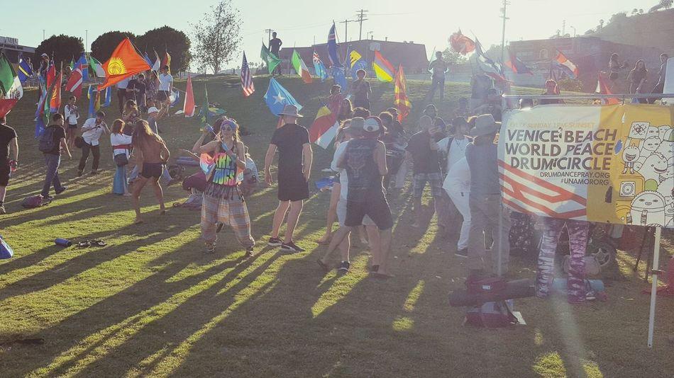 Sommergefühle Summer Vibes Mass Meditation Initiative