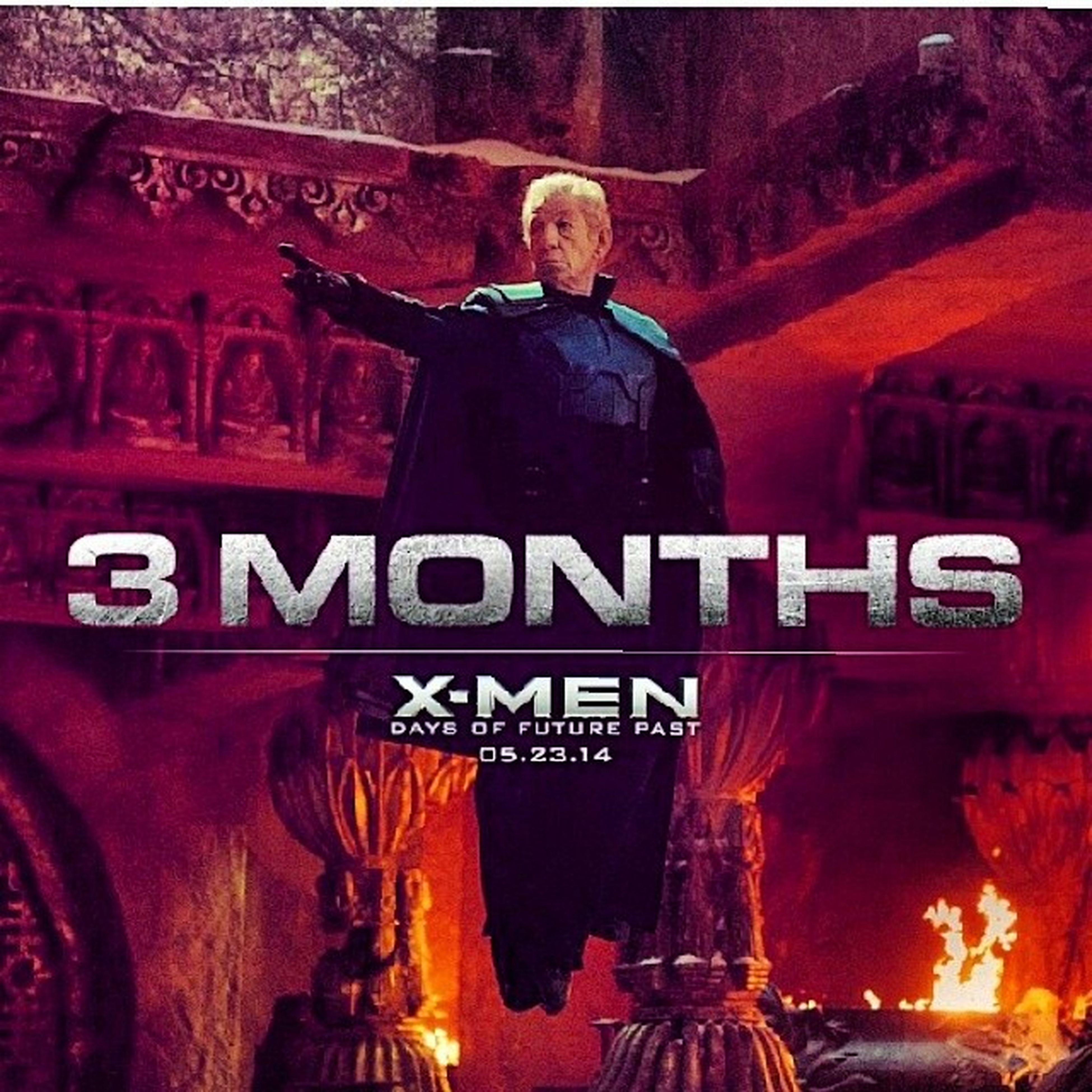 Call me a nerd, idgaf. But I am in LOVE with the X-MEN, from the comics to the movies. This new movie is supposedly one of the most expensive superhero movies ever made, and DAMNIT, I can't wait. So, let the countdown begin. 2 months 30 days until it's release. Xmendaysoffuturepast IReallyCantWait AmIANerdOrNaahhhh ?