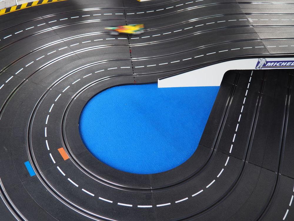 Cars Childhood Electric Cars F1 Fast Faster Formula E Fun Game Loop No People Racing Racing Car Railing Retro Future Speed