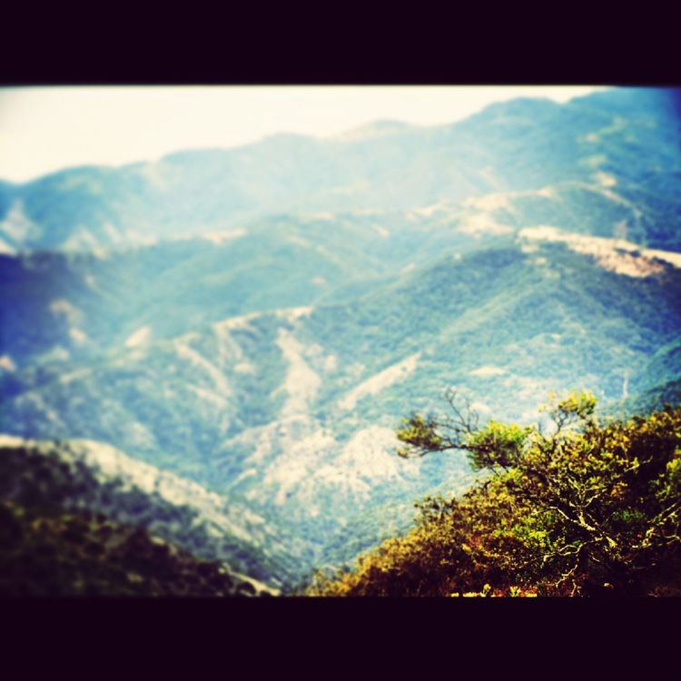 mountains Mountains Hills Nature Hello World