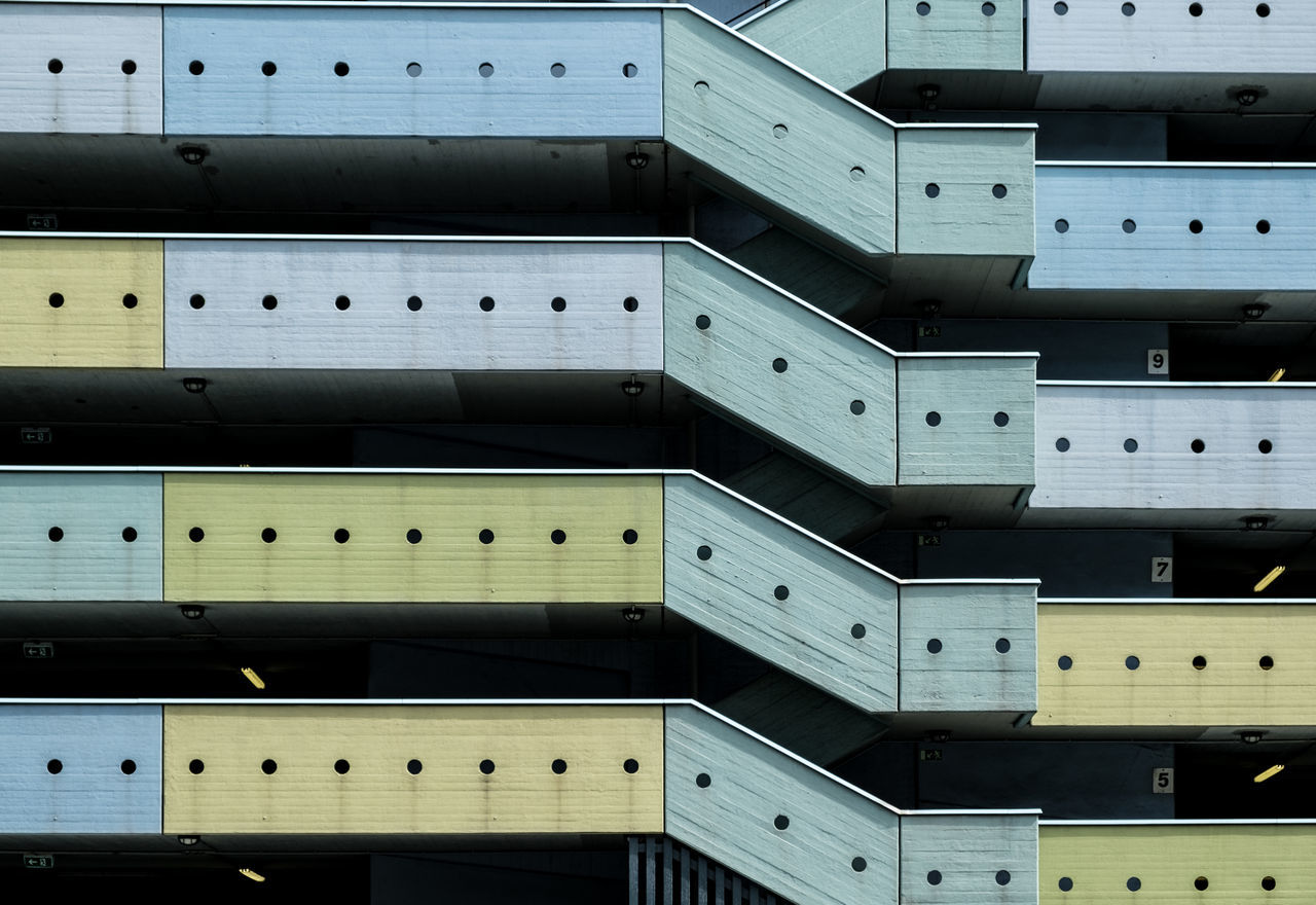Carparkfacade Architectural Feature Architecture_collection Architecturelovers Backgrounds Building Exterior Car Park Carpark Cityexplorer Façade Full Frame In A Row Minimal Minimalism Minimalist Minimalistic Minimalobsession Modern Parkhaus Repetition Urban Geometry Urbanphotography