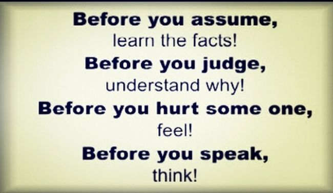 Learn,Understand,Feel, & Think!!