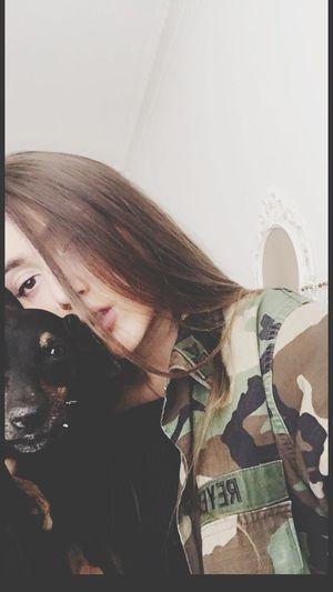 Dog 🖐🏼❤️