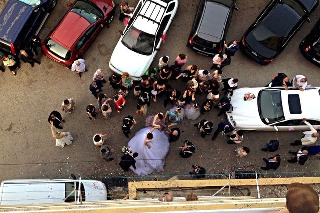 Wedding Bride Lebanon Tradition Tradition Ethnic Middle East From My Balcony View From Above