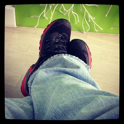 Warten auf den Zahnarzt... #schuhezeigen Schuhezeigen