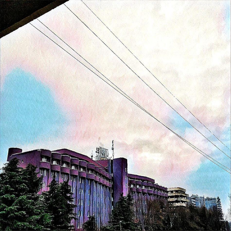 Prisma Suburban Sky Sky And Clouds Building Exterior Low Angle View