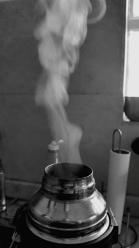 Termo Agua Caliente Despertando... Desayuno Mate Argentino Mate InFusion Just Awake Vapor