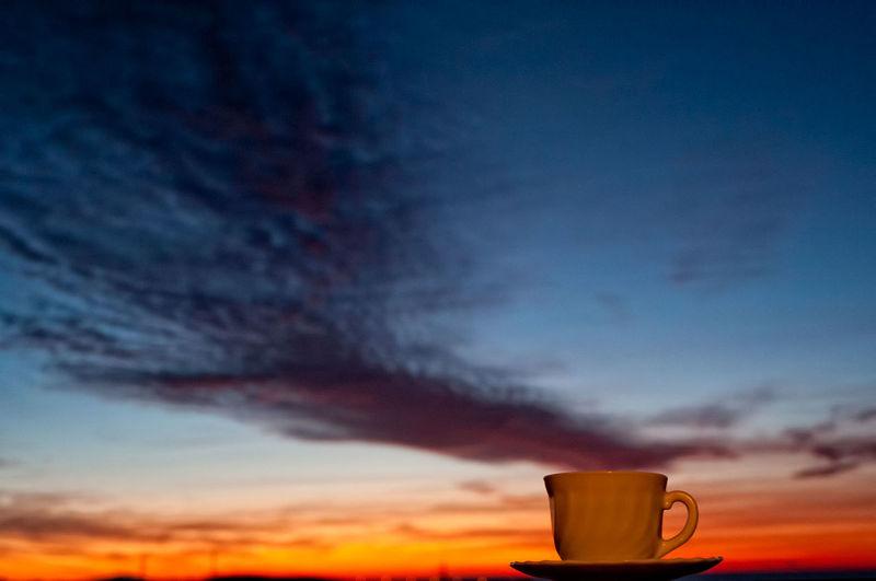 hot breakfast Breakfast Cloud Cloud - Sky Conceptual Conceptual Photography  Conceptualphotography Dramatic Sky Idyllic No People Orange Color Photographer Arturo Macias Scenics Sky Tranquil Scene Yellow