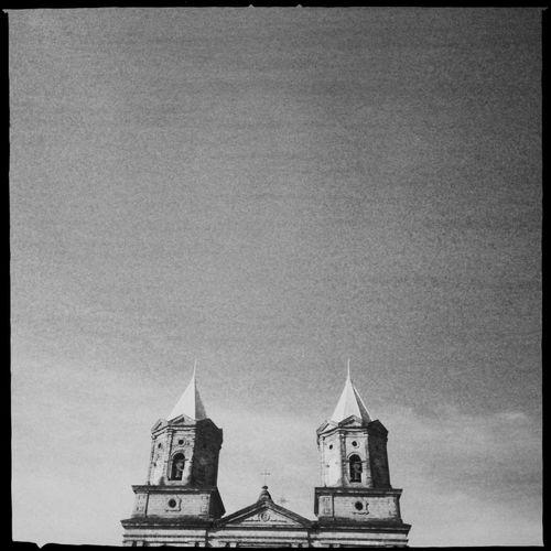Old Church Angeles City Pampanga Hipstamatic