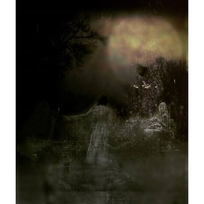 Digitalart  Photomanipulation Darkart Gothicart