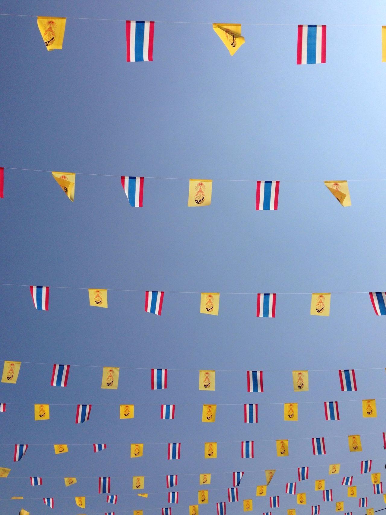 Beautiful stock photos of patriotic, Bangkok Noi, Day, Hanging, In A Row