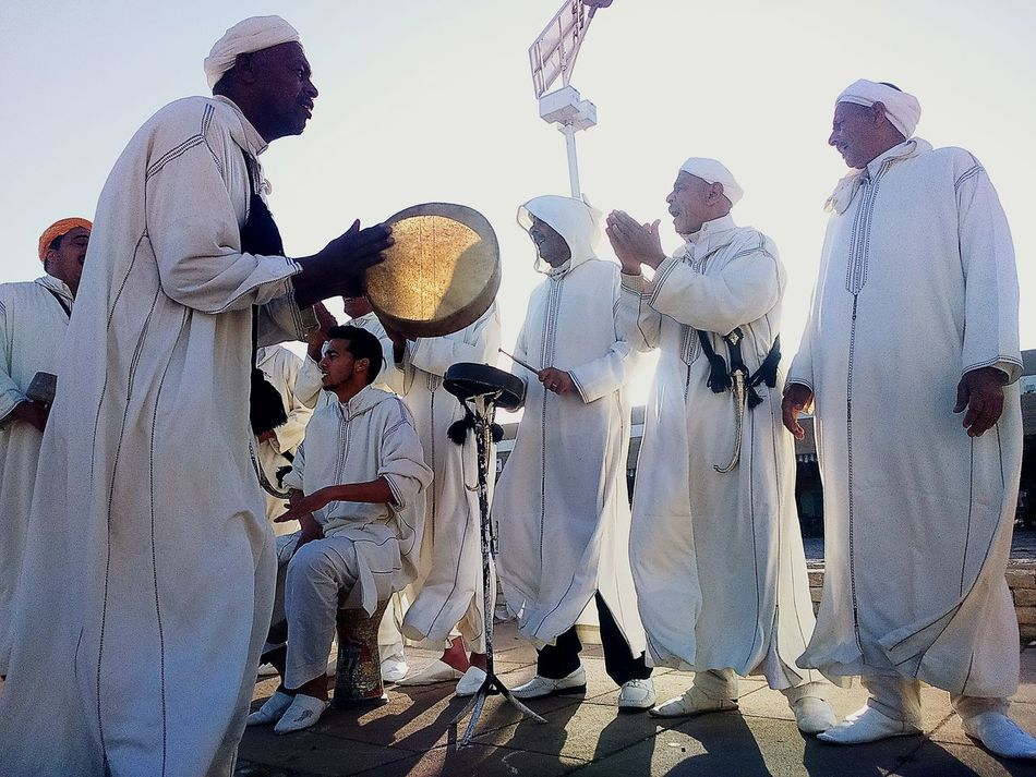 EyeEm Gallery EyeEm Best Shots Music Art African Beauty Maroc Gnawa Music Music Festival Percussionists Dance Morocco