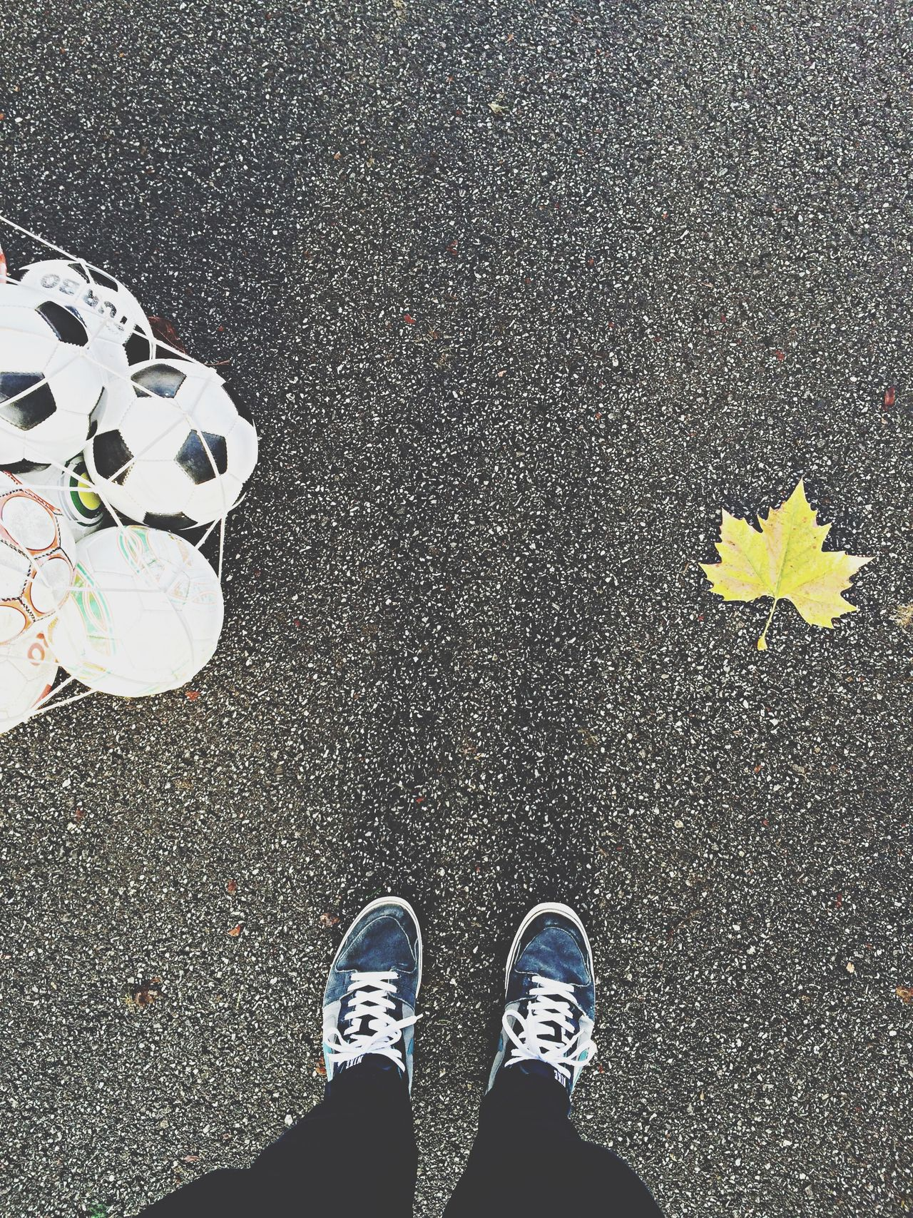 Beautiful stock photos of soccer balls, Autumn, Ball, Change, Day