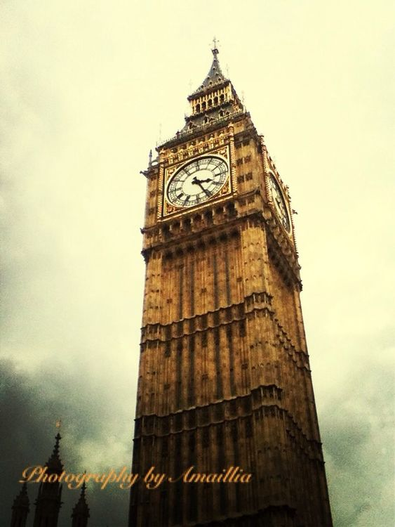 Big Ben at london by SmallGiirldu85