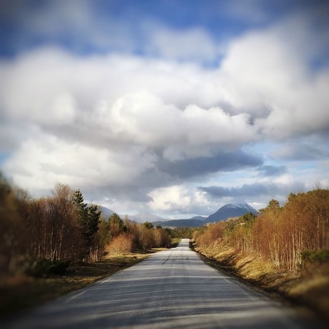 From the road Mobilephotography Iphone6plus OpenEdit Norway Naturelovers driving Travel Photography