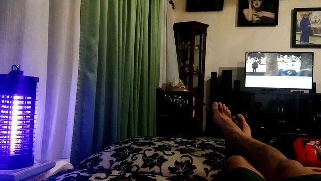 Home Sweet Home Nite Watching Tv Relaxing That's Me Sleepy