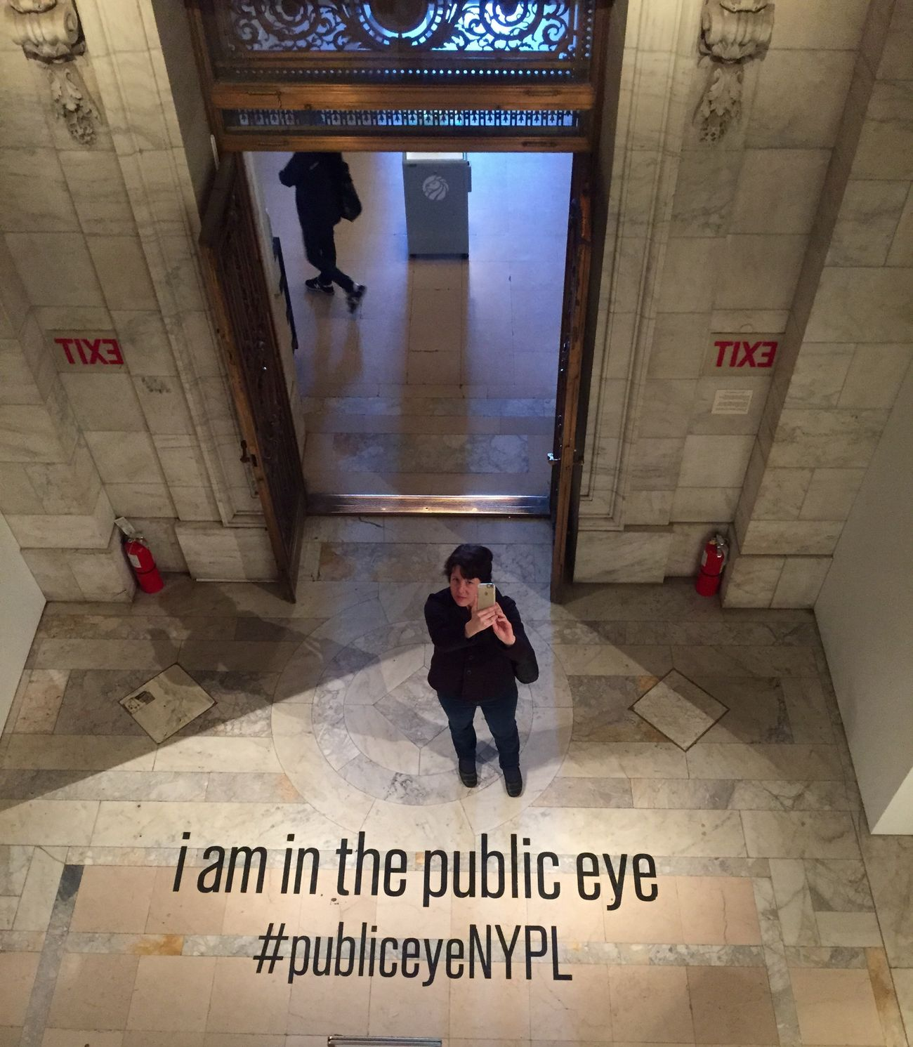 PubliceyeNYPL Nypl The New York Public Library