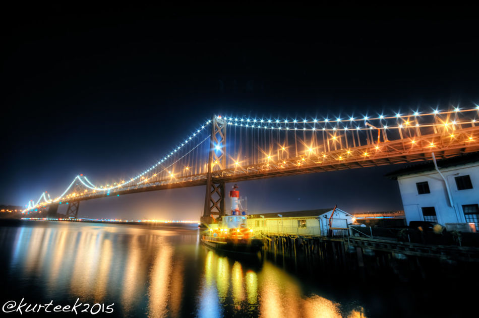 """""""Taken the other night"""" Photography Check This Out Long Exposure Nightphotography Shadows & Lights San Francisco Cityscapes"""