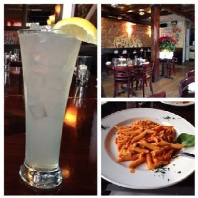 Lunch ?❤ VenneVodka Pasta Foodporn Rome italianfood