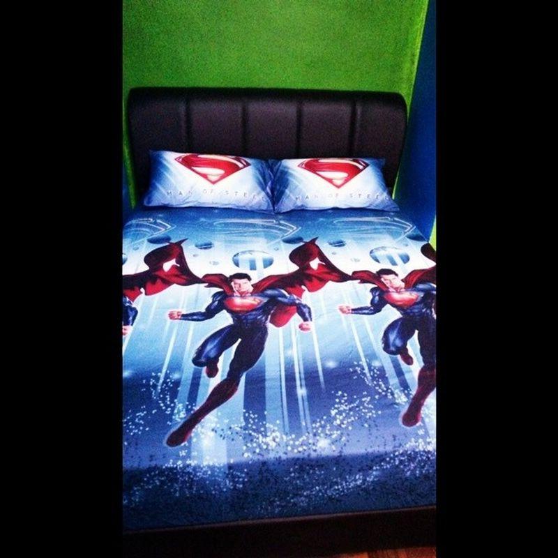Finally...done...Manofsteel Superman DComics