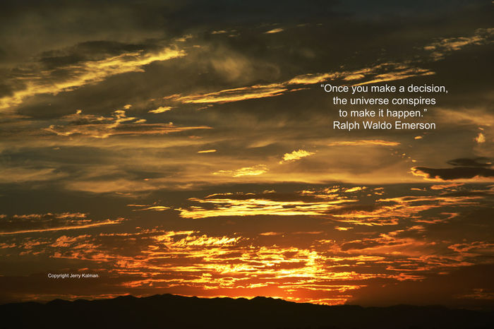 It's California Admission Day and we celebrate here with another great #Fallbrook #sunset, this one to amplify a timeless #quote by #RalphWaldoEmerson. If this #quotograph speaks to you, please #repost it. California Admission Day Fallbrook Raph Waldo Emerson End Of Day Quote Quotograph Scenics Sunset