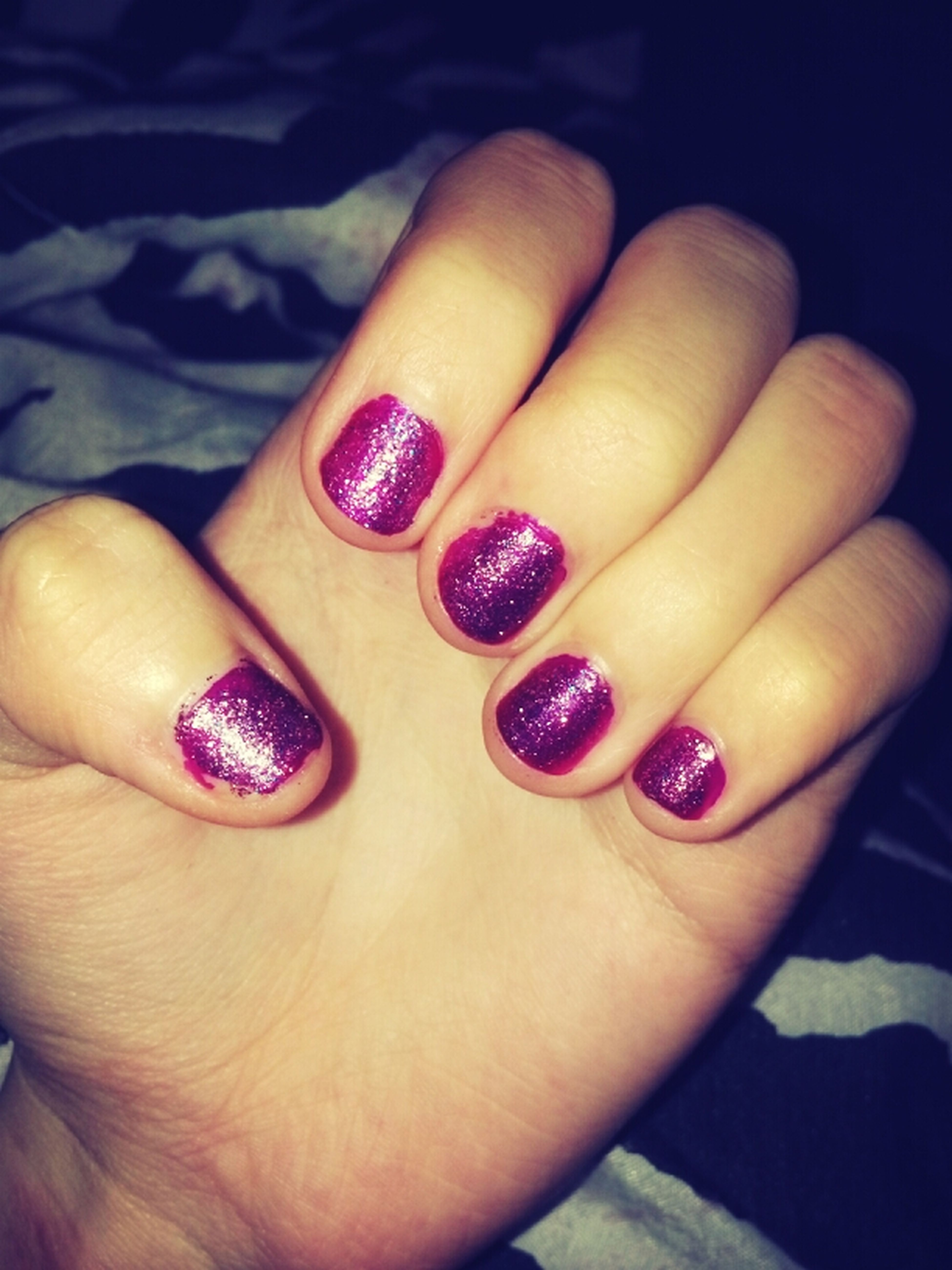 Got My Nails Done By Mari :)