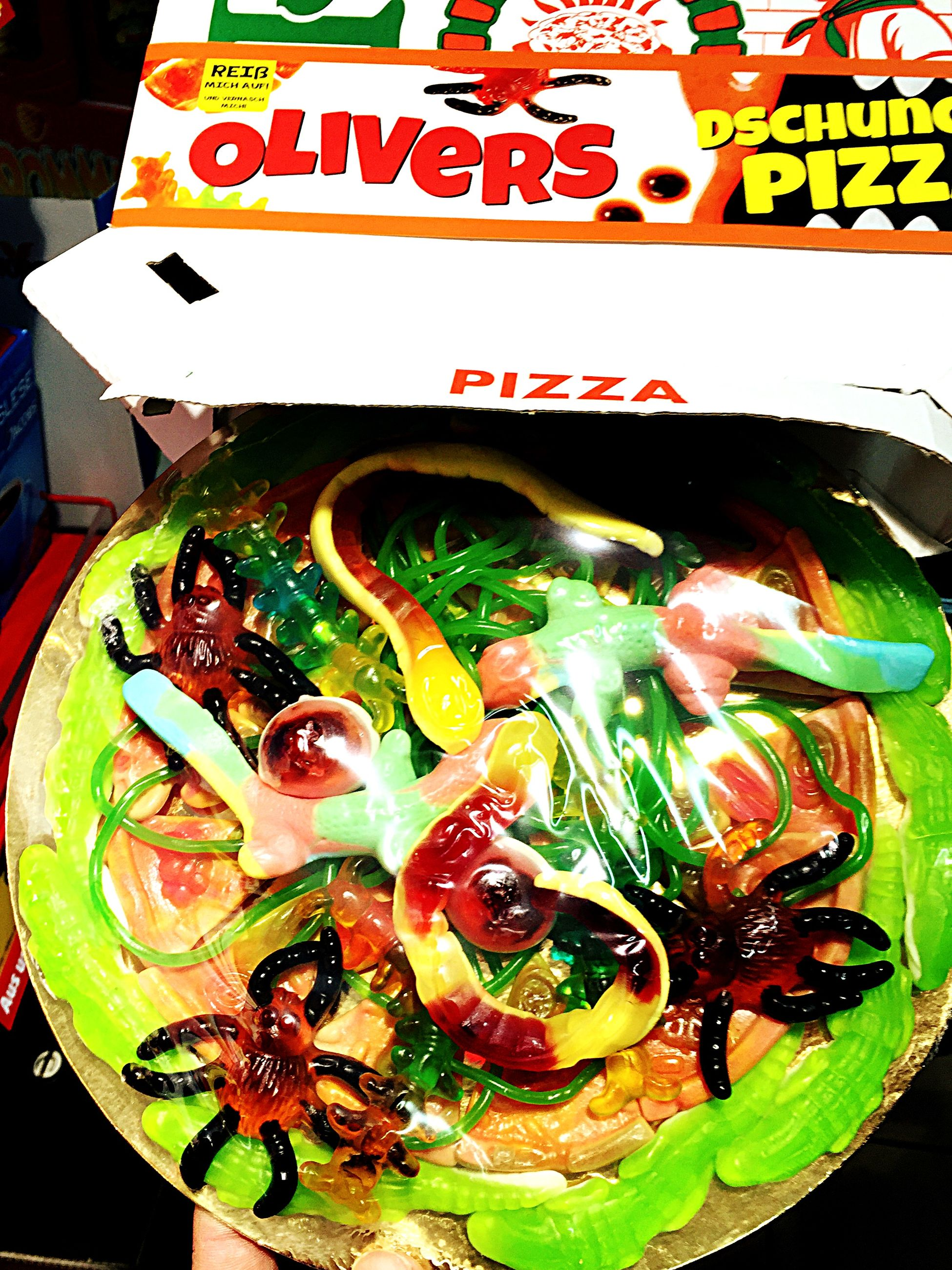Pizza Dschungelprüfung Konstanz