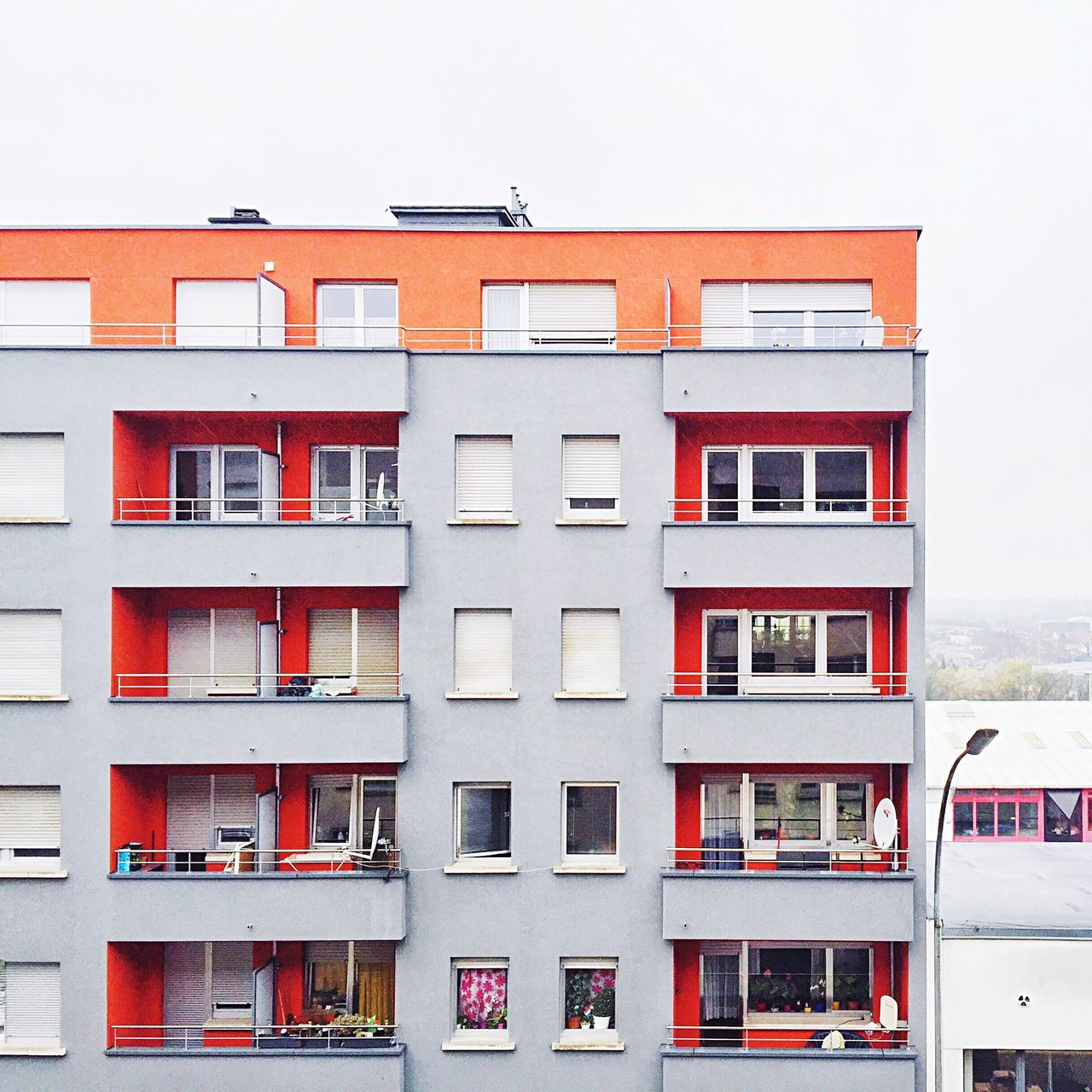 Beautiful stock photos of luxemburg, Air Conditioner, Apartment, Architecture, Balcony