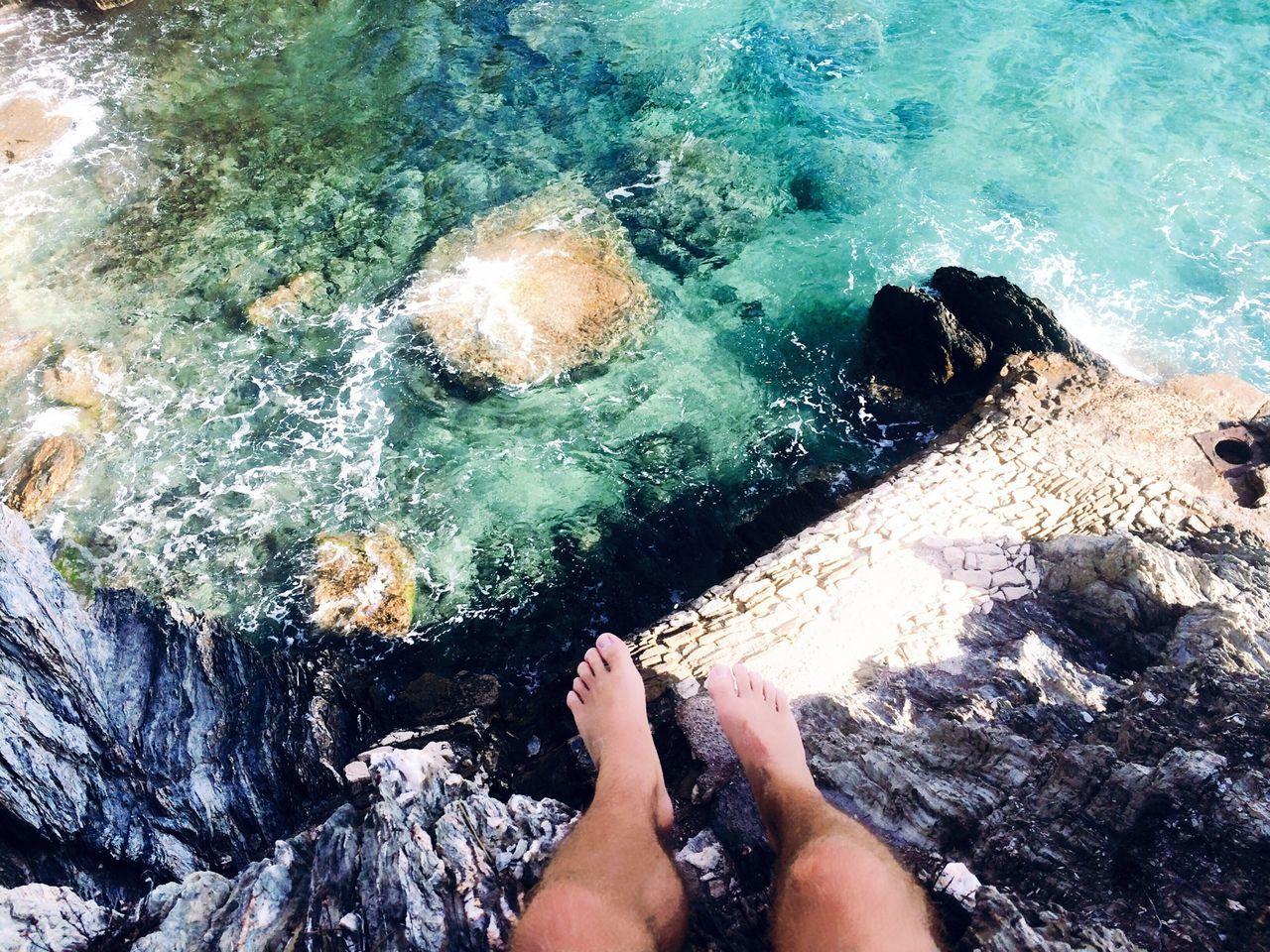 Beautiful stock photos of ocean, Adult, Barefoot, Blue, Calm