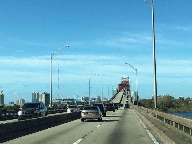 Mathews Bridge ... Sunday drive! #sundayfunday #bridges #eyeem_bestshots Streetphotography EyeEmbestshots Eye4photography  Bridges EyeEm Best Shots - Nature