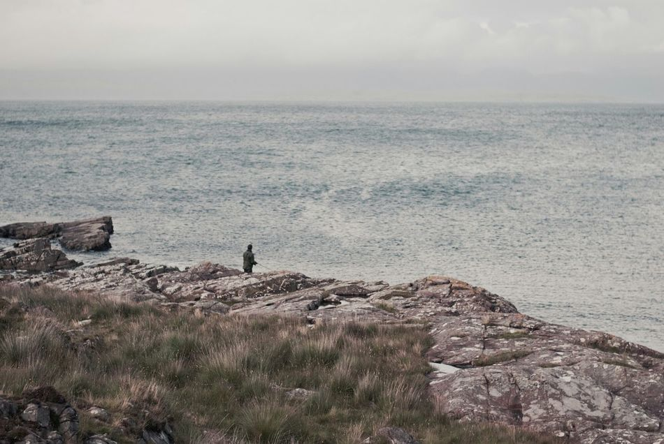 Isle of Rum Island Landscape Landscape_Collection Seascape Nature Nature_collection Naturelovers EyeEm Best Shots - Landscape Fishing Scotland The Great Outdoors - 2016 EyeEm Awards Isle Of Rhum Hidden Gems  Miles Away