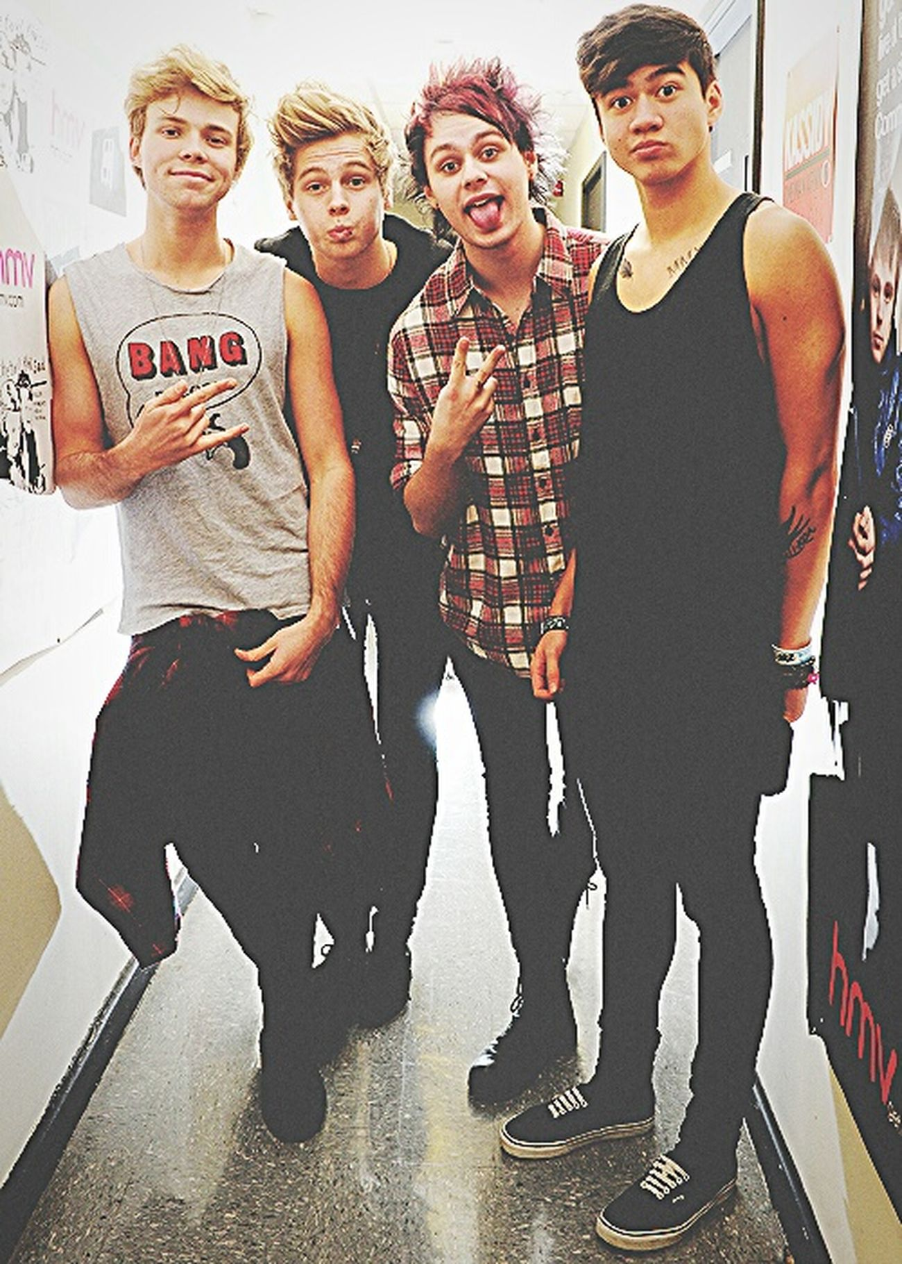 • M Y I D O L S • 5SOS Idols Goodvibes✌️ Followme Vintage Nice Pic Cute Awesome Omg Like (: