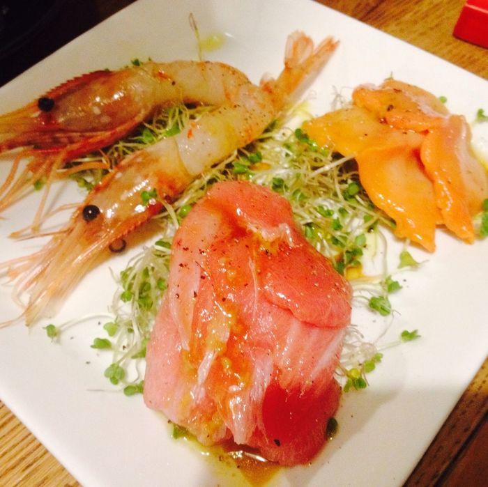 Tasty Dishes Sashimi