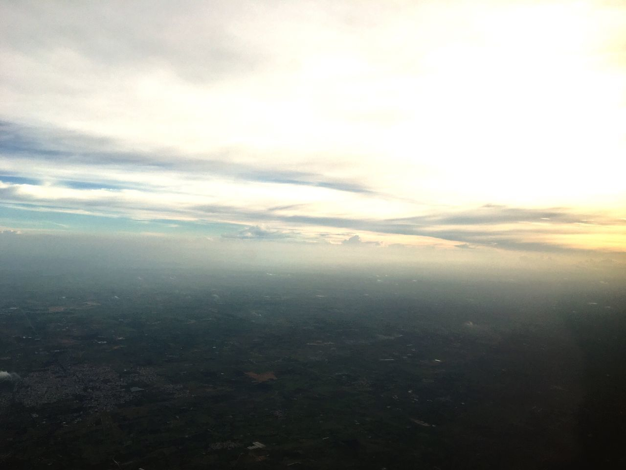 Up & Up in the sky First Eyeem Photo Sky And Clouds Scenic Flight
