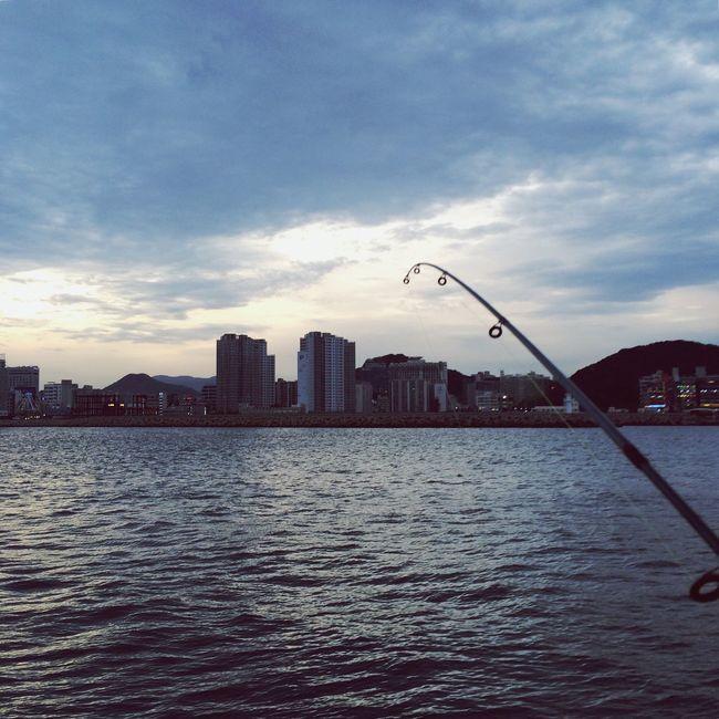 Fishing Busan Gwanganli