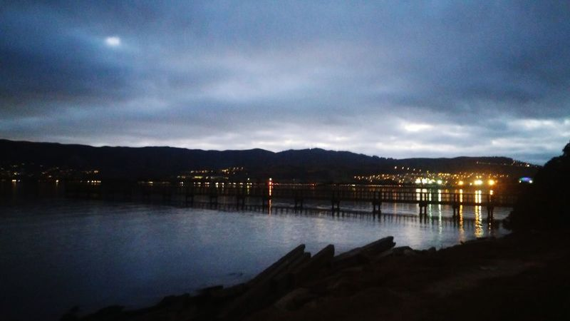 Hanging Out Taking Photos Check This Out Hunterspointpark Sanfrancisco Bayarea Love Learn & Shoot: After Dark