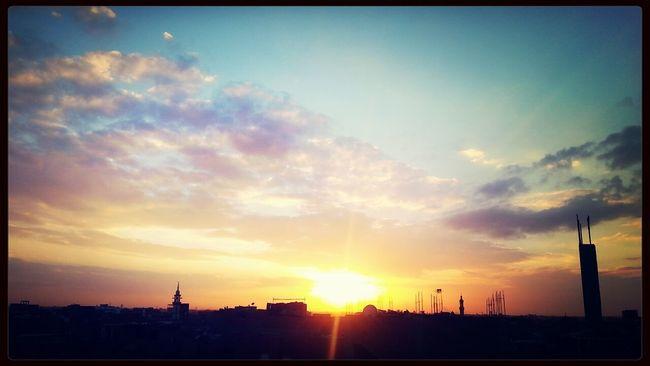 Egypt Shibin Al Kawm Shibin Al Koum Sunset
