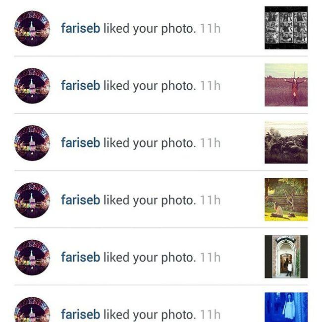 Makingfriends 👍 ThisIsTrueLOVE @fariseb