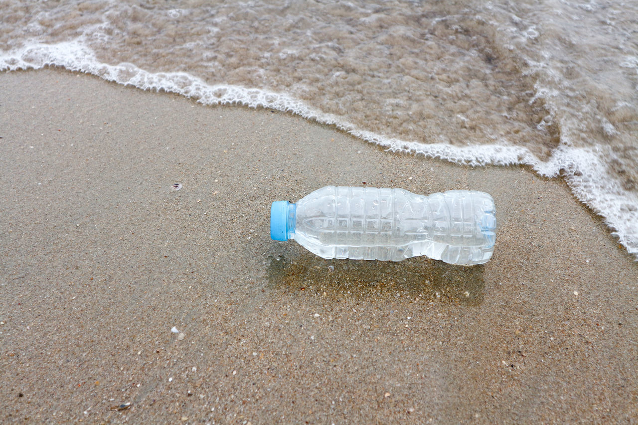 Beach Day Dirty Discarded Environmental Conservation Garbage Nature Ocean Outdoors Plastic Polluted Recycling Rubbish Sand Trash