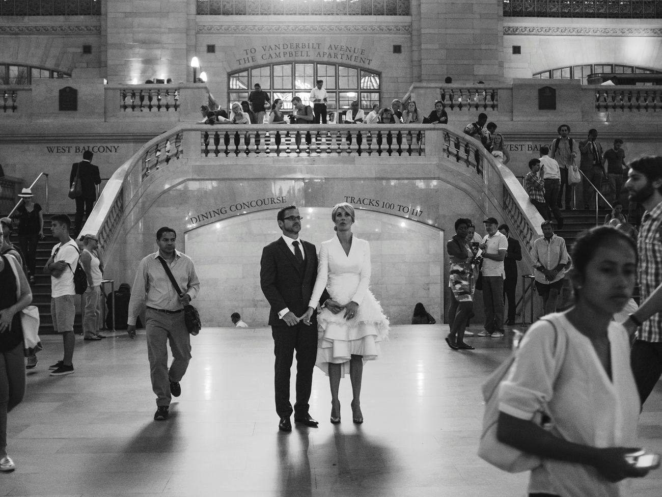Streetphotography Grittystreets Men Women Passenger Travel Day Indoors  Newyorknewyork Newyorkcity Blackandwhite Large Group Of People People Archival Grandcentralterminal NYC Wedding Followme