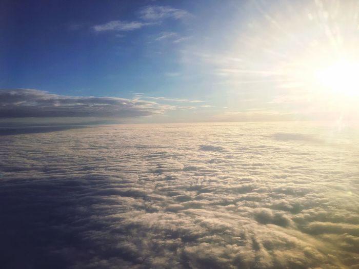 Flying High Skyporn Sky Cloudscape