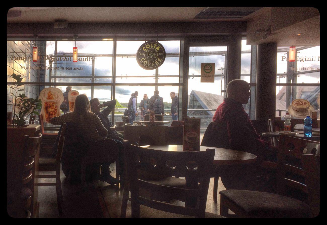 Chai Latte Cafe Latte Espresso Drinking A Latte Cappucino Cafe Americano Coffee аэропорт Airport Tea
