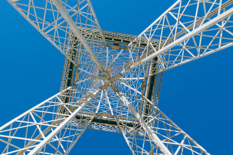 Beautiful stock photos of eiffelturm, Architectural Feature, Architecture, Built Structure, Clear Sky