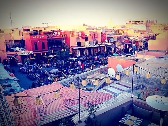 Old Marrakesh & Simple People First Eyeem Photo
