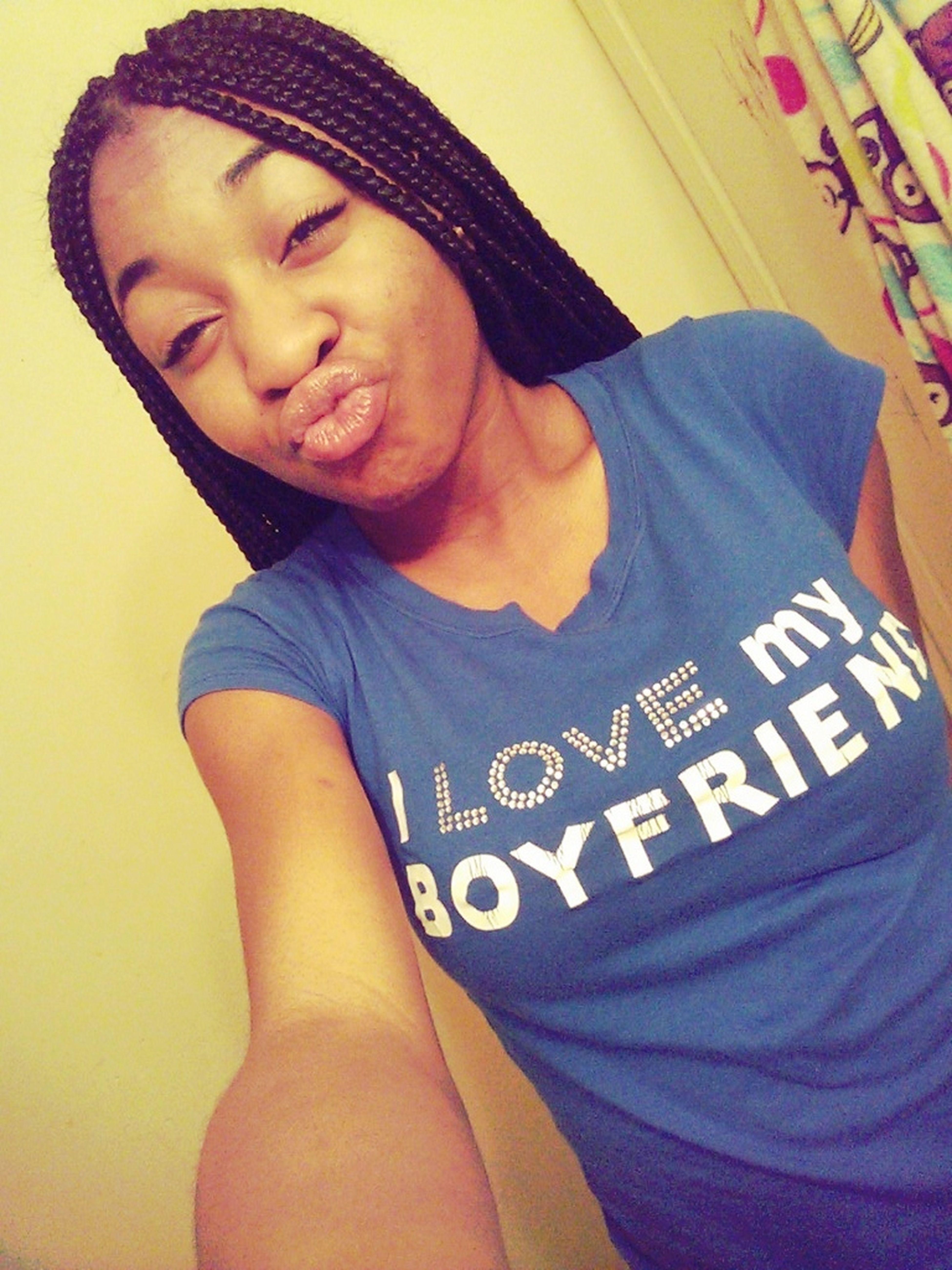 I Love My Boyfriend 2.25.11